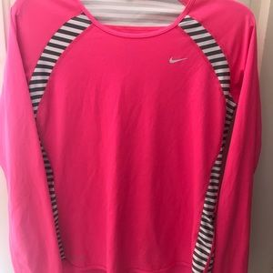 Nike Long-sleeve Dry-fit shirt